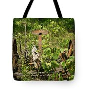 Farm Mower 1 Tote Bag