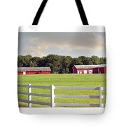 Farm Pasture Tote Bag