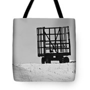 Farm Wagon Tote Bag