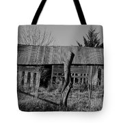 Farmers Building Tote Bag