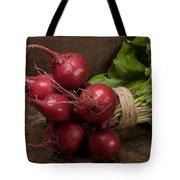 Farmer's Market Beets Tote Bag