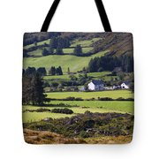 Farmland Near Kilgarvan County Kerry Tote Bag