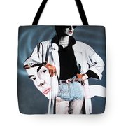 Fashion Illustration 86 Tote Bag