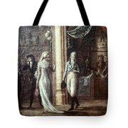 Fashionable Parisians, 1799 Tote Bag