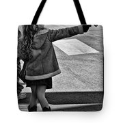 Fashionable Support Tote Bag