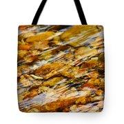 Fast Flowing Tote Bag