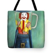 Fast Food Nightmare 2 The Happy Meal Tote Bag