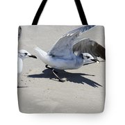 Faster Than The Other Guy Tote Bag