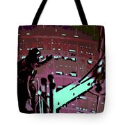 Father And Son Reunion Tote Bag