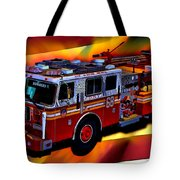 Fdny Engine 68 Tote Bag