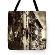Feast Flags Tote Bag