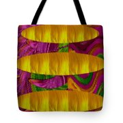 Feather Collage 1 Tote Bag