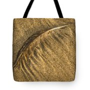 Feather Drag Tote Bag