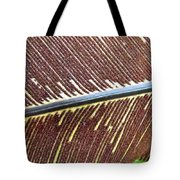 Feather Or Fern Tote Bag