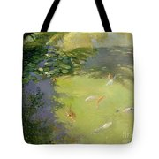 Featherplay Tote Bag