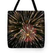 Feathers Of Fire Tote Bag