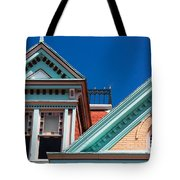 Features Of Casa Cayo Hueso Tote Bag