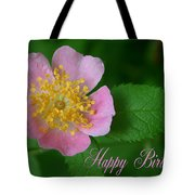 February Birthday Tote Bag