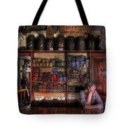Fed Up Tote Bag by Yhun Suarez