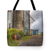 Feed And Farm Supplies Tote Bag