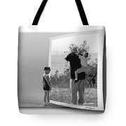 Feeling Left Out Tote Bag