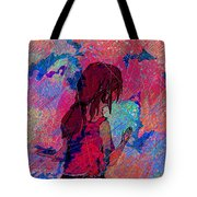 Feeling The Colors Tote Bag