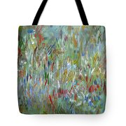Feeling Your Way Tote Bag