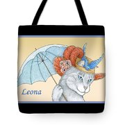 Feline Finery - Leona Tote Bag