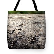 Fell By The Mighty Bark Beetle Tote Bag