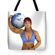 Female Atlas Tote Bag