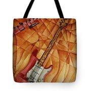 Fender Tote Bag