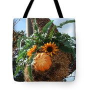 Fern Haired  Tote Bag