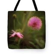 Fern Touch-me-not Tote Bag