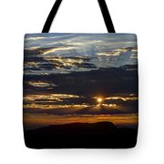 Fernley Sunrise 1 Tote Bag