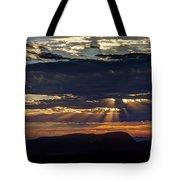 Fernley Sunrise 2 Tote Bag