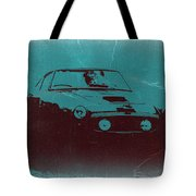 Ferrari 250 Gtb Tote Bag by Naxart Studio