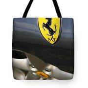 Ferrari 360 Spider F1 Tote Bag