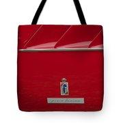 Ferrari Pininfarina Emblem 3 Tote Bag