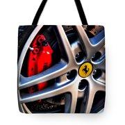 Ferrari Shoes Tote Bag