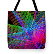 Ferris Tracings 650 Tote Bag
