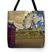 Ferris Wheel - Vienna Tote Bag