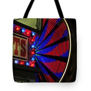 Ferris Wheel Tickets Tote Bag
