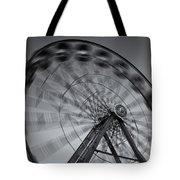 Ferris Wheel V Tote Bag