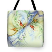 Fertility Of Life Tote Bag