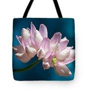 Fetch Flower Tote Bag