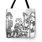 Feudalism: Village Tote Bag