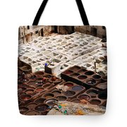 Fez Tannery Tote Bag