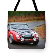 Fiat Abarth Tote Bag