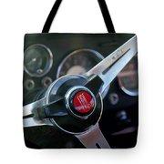 Fiat Steering Wheel Tote Bag
