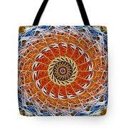 Fiber Eye Tote Bag